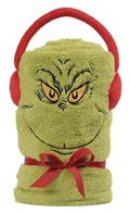 Snowpinions Grinch Snow Throw Blanket (C: 1-1-2)