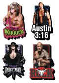 WWE Legends 12Pc Funky Chunky Magnet Asst (C: 1-1-2)