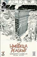 Umbrella Academy Hotel Oblivion #1 Cbldf Variant