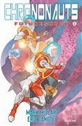 Chrononauts Futureshock #3 (of 4) Cvr A Ferry (MR)