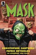 Mask I Pledge Allegiance To The Mask #1 (of 4) Cvr A Reynold