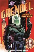 Grendel Devils Odyssey #1 (of 8) Cvr A Wagner (MR)