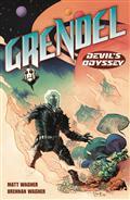 Grendel Devils Odyssey #1 (of 8) Cvr B Moon (MR)