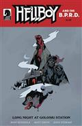 Hellboy & BPRD Long Night At Goloski Station
