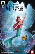 Disney The Little Mermaid #1 (of 3) (C: 1-0-0)