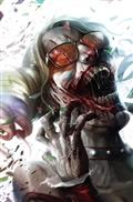 Dceased #5 (of 6) Card Stock Var Ed