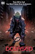 Dceased #6 (of 6) Card Stock Horror Var Ed