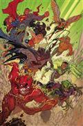 Justice League #33 Card Stock Var Ed