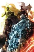 Justice League #34 Card Stock Var Ed Yotv