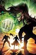 Justice League Odyssey #14 Yotv