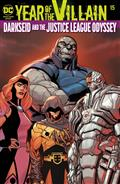 Justice League Odyssey #15 Yotv
