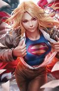 Supergirl #36 Card Stock Var Ed Yotv
