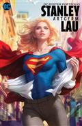 DC Poster Portfolio Stanley Artgerm Lau TP