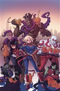 Marvel Action Captain Marvel #3 (of 3) Cvr A Boo (C: 1-0-0)