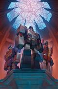 Transformers #14 Cvr A Hernandez