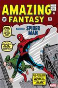 Amazing Fantasy #15 Facsimile Edition