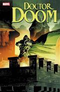 Doctor Doom #1 Deodato Var