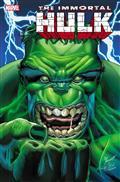 Immortal Hulk #25 Bennett Var
