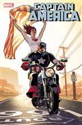 Captain America #15 Hughes Mary Jane Var