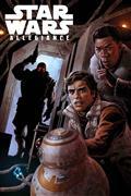 Journey Star Wars Rise Skywalker Allegiance #2 Ross Var