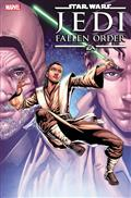 Star Wars Jedi Fallen Order Dark Temple #3 (of 5)