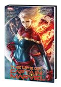 LIFE-OF-CAPTAIN-MARVEL-MARVEL-SELECT-HC