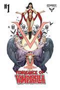 Vengeance of Vampirella #1 Cvr B Cho