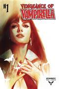 Vengeance of Vampirella #1 Cvr C Oliver