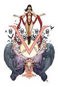 Vengeance of Vampirella #1 Cho Ltd Virgin Cvr