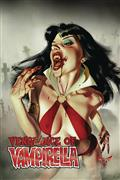 Vengeance of Vampirella #1 Middleton Red Foil Ltd Cvr