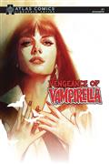 Vengeance of Vampirella #1 Sniegoski Sgn Atlas Ed (C: 0-1-2)