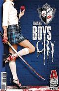 I Make Boys Cry #1 Cvr A Tyndall