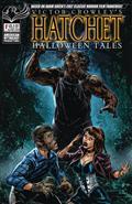 Victor Crowley Hatchet Halloween Tales #1 Mesarcia Trick Or