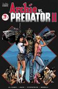 Archie vs Predator 2 #3 (of 5) Cvr A Hack