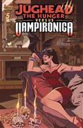 Jughead Hunger vs Vampironica #5 Cvr A Pat & Tim Kennedy (Mr