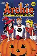 Archies Halloween Spectacular #1