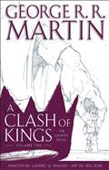 GEORGE-RR-MARTINS-CLASH-OF-KINGS-GN-VOL-01-(MR)