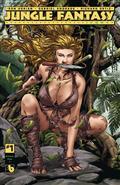 Jungle Fantasy Ivory #1 Ks Costume Change A (MR)