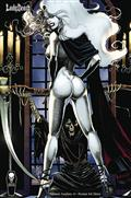 Lady Death Nightmare Symphony #1 (of 2) Balent Premium Foil