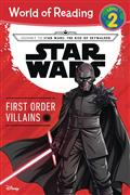 WORLD-OF-READING-LEVEL-2-STAR-WARS-FIRST-ORDER-VILLAINS-(C