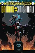 DF Batman Knightfall #1 Sgn Higgins (C: 0-1-2)