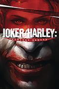 DF Joker Harley Criminal Sanity #1 Sgn Mayhew (C: 0-1-2)