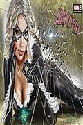 DF Black Cat #1 Horn Comicxposure Exc (C: 0-1-2)