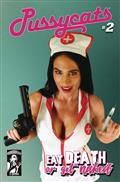 PUSSYCATS-EAT-DEATH-OR-GET-NAKED-2-(OF-4)-CVR-A-NURSE-NANCY