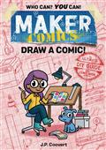 MAKER-COMICS-HC-GN-DRAW-A-COMIC-(C-0-1-0)