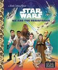 STAR-WARS-LITTLE-GOLDEN-BOOK-WE-ARE-RESISTANCE-(C-0-1-0)
