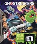 GHOSTBUSTERS-ECTOMOBILE-RACE-AGAINST-SLIMER-HC-(C-0-1-0)