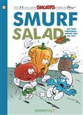 Smurfs GN Vol 26 Smurf Salad