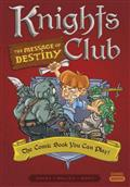 COMIC-QUESTS-KNIGHTS-CLUB-MESSAGE-OF-DESTINY-(C-0-1-0)
