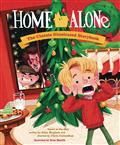 HOME-ALONE-CLASSIC-ILLUSTRATED-STORYBOOK